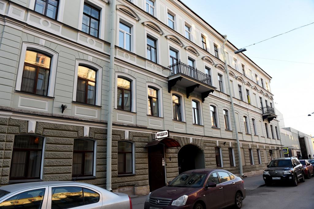 домашний мини отель в санкт-петербурге